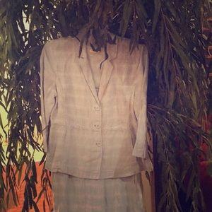 Eileen fisher dress set